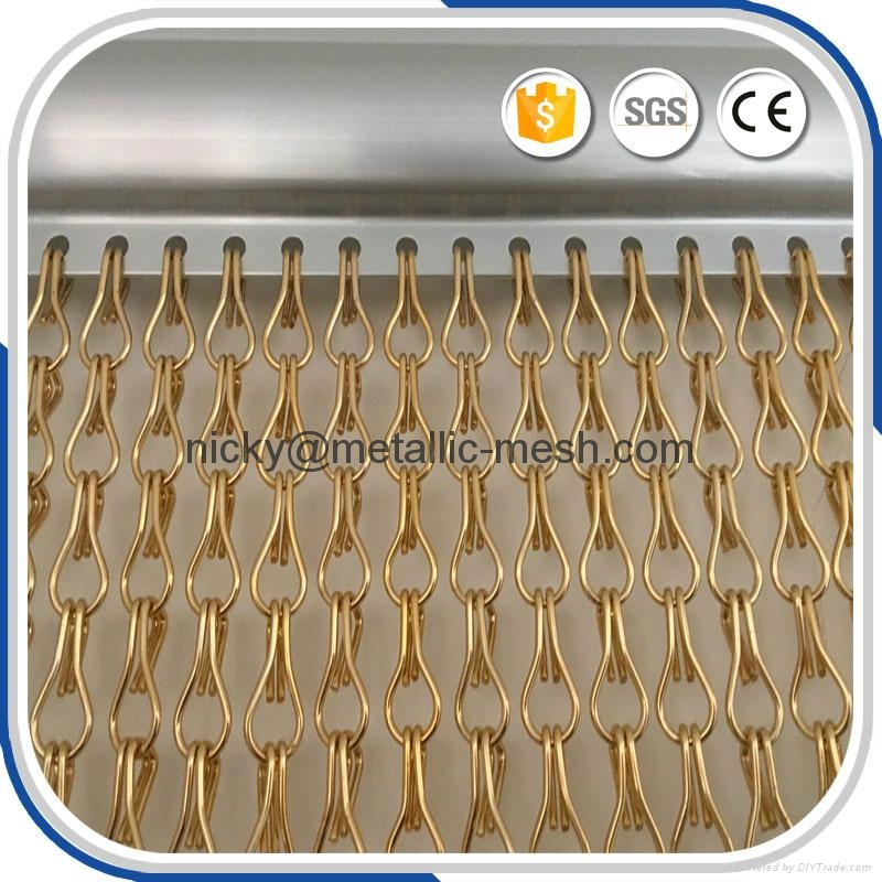 裝飾鋁制窗帘 3