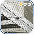 不鏽鋼鋼絲繩網 2