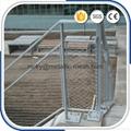 楼梯栏杆不锈钢丝绳编织网 2