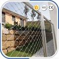 楼梯栏杆不锈钢丝绳编织网 4