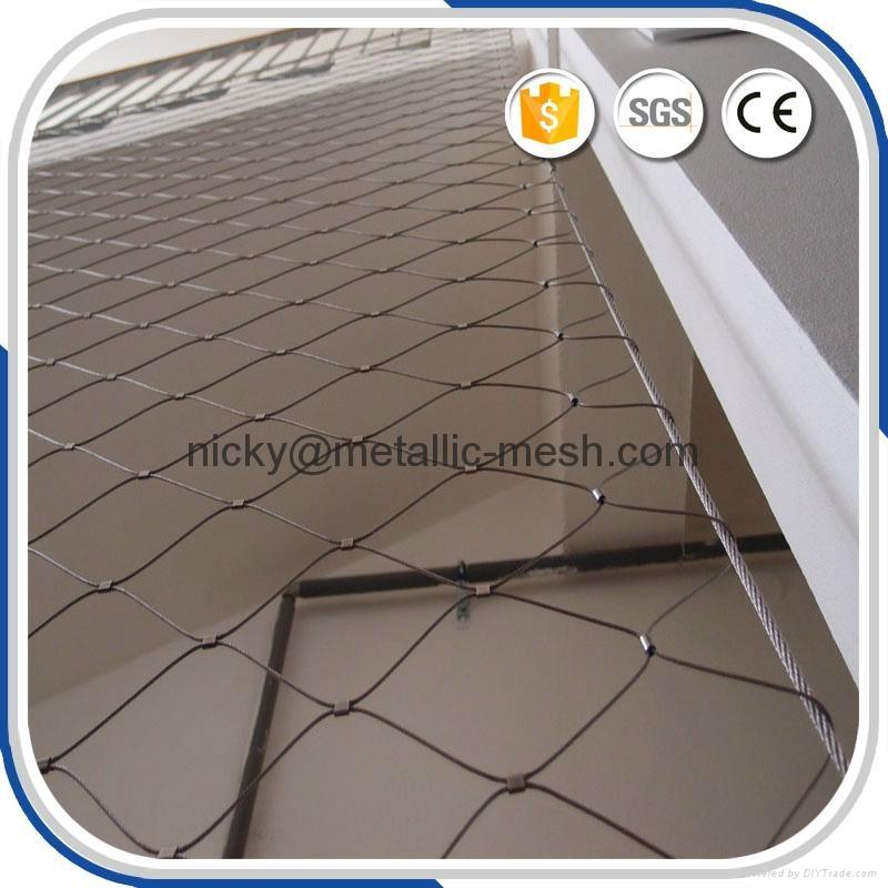 SS304不鏽鋼扣網 2