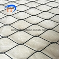 高彈性鋼絲繩編織網