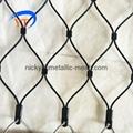 高弹性钢丝绳编织网 3