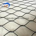 高弹性钢丝绳编织网 4