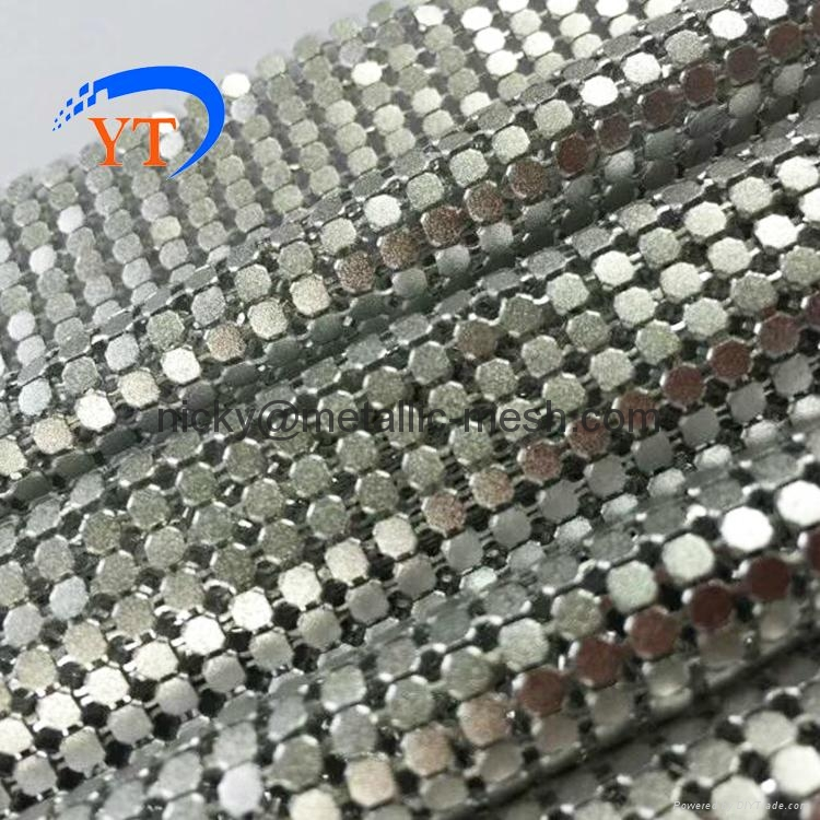 Fashion Sequins Fabric Mesh 1