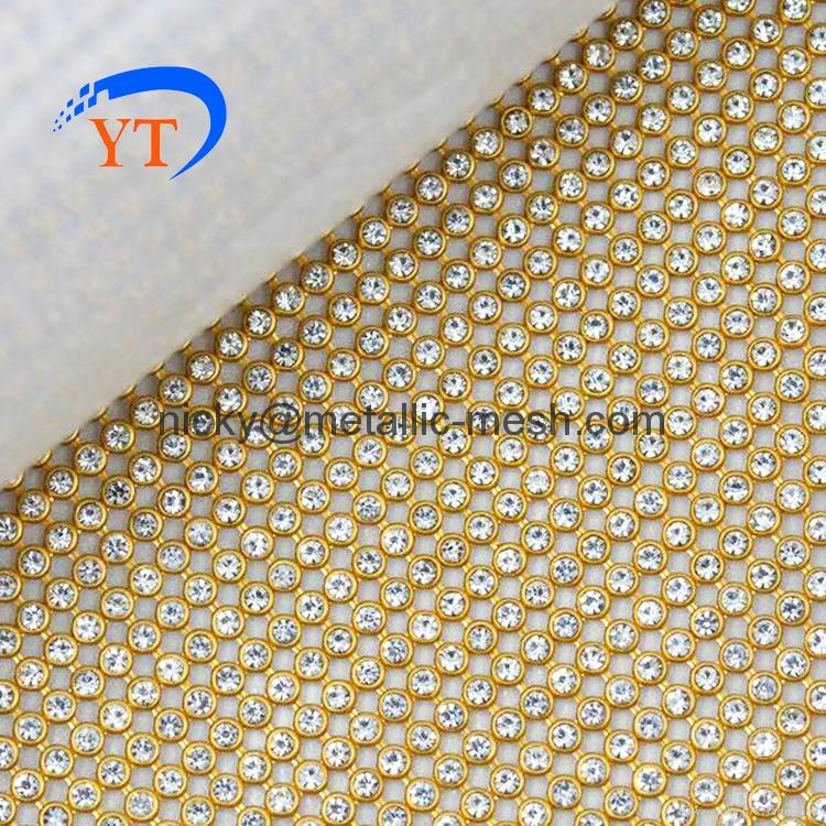 Fashion Sequins Fabric Mesh 5