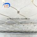 装饰防护钢丝绳编织网 2