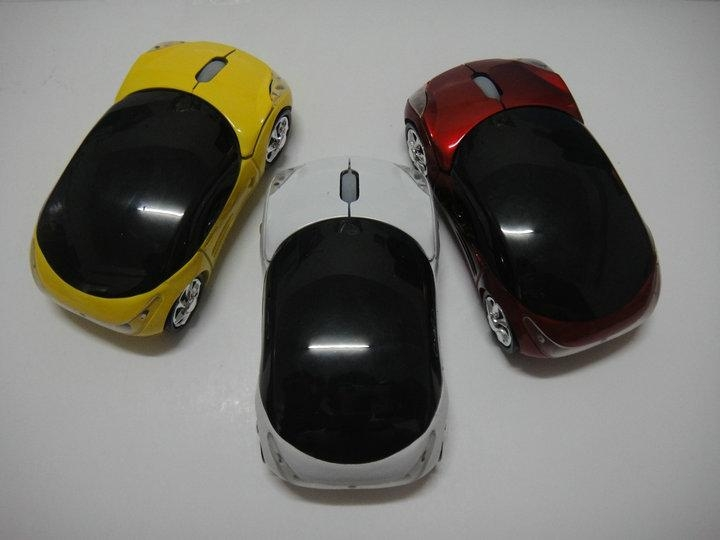 4S店礼品保时捷车型无线鼠标 2