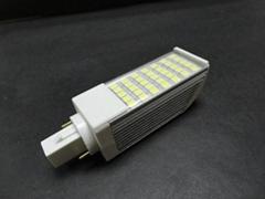7W帶PC罩橫插燈