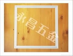 深圳led面板灯铝框配件生产商