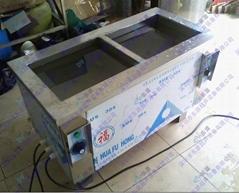 佛山五金厂双槽超声波清洗机