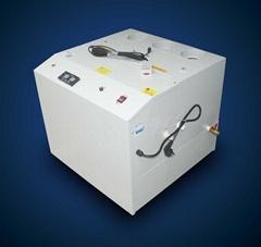 Ultrasonic spray humidifier in industrial dust-free workshop