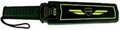 劍形-手持式金屬探測器