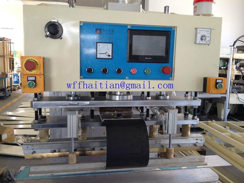 15kw HF Welding Machine for PVC Membrane&Fabric 4