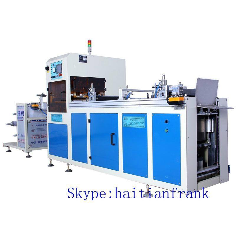 Automatic Urine Bag Making Machine - RJ-HF8YLD-2 - Rijin ...
