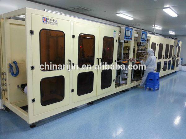 Automatic Urine Bag Making Machine 2
