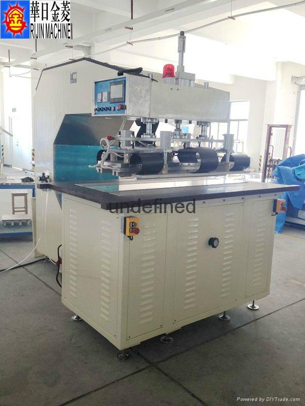 Automatic High Frequency PVC Welding Machine for Tarpaulin Canvas 3