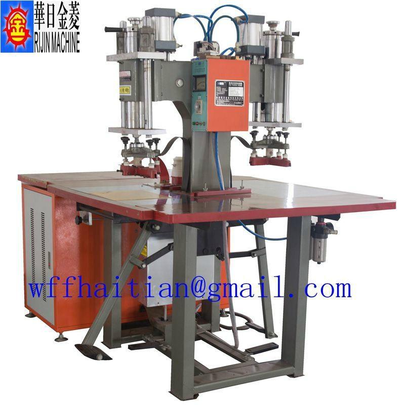 5kw Double Head High Frequency Plastic Welding Machine 1