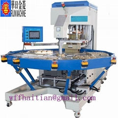 Rotary HF PVC PET Blister Packaging Machine