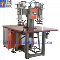 15kw High Frequency Welding and Cutting Machine for Shoe Upper or Cover