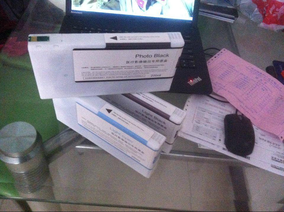 爱普生4910医疗胶片打印墨盒 1