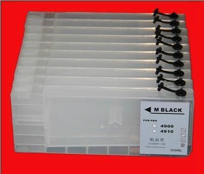 愛普生4900可填充墨盒含  芯片 1
