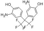 2,2-Bis(3-amino-4-hydroxyphenyl)hexafluoropropane [83558-87-6]