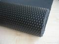 奥迪专用TPR簇绒脚垫地毯面料 3