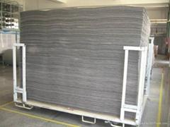 汽车地毯面料片材
