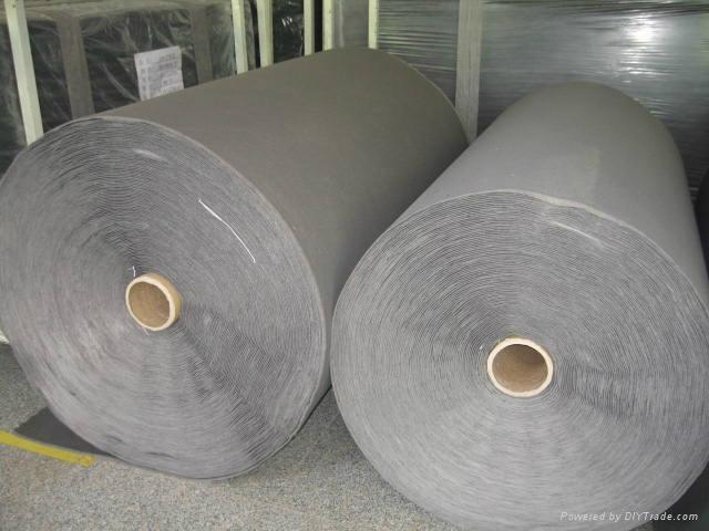 汽车地毯面料卷材 1
