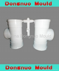 供应 PVC塑料管件 模具