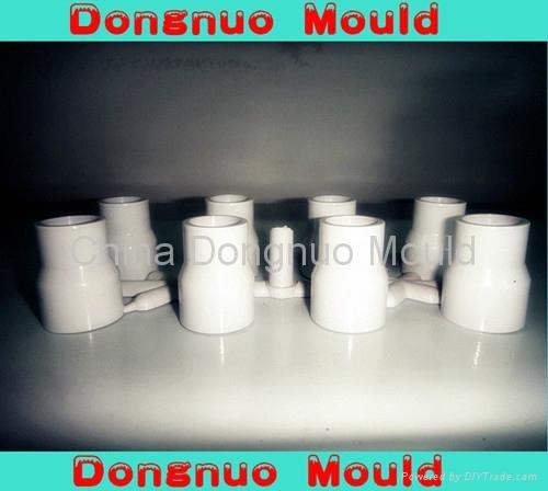 供應 PVC塑料管件 模具 3