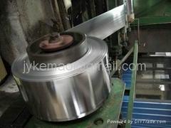 Tinplate sheet coil