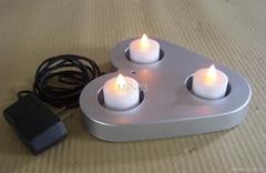充电遥控蜡烛灯