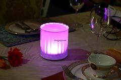wireless led desk table lamp