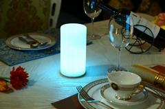 現代led充電桌面燈