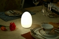 Rechargeable led candle mp12 b sfb megapower china for Table induction