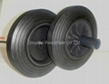 wheelie bin wheels SR0815A
