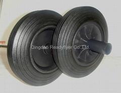 wheelie bin wheels SR0815A