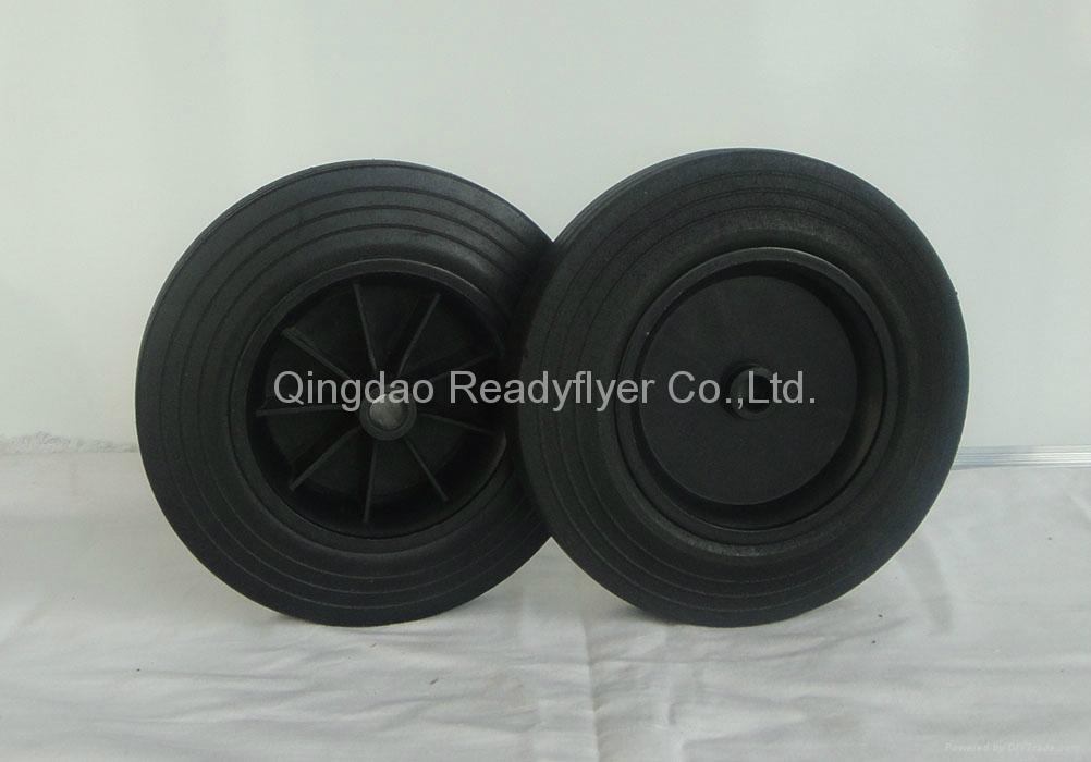 Wheelie bin wheels SR0815E 1