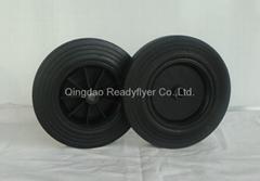 Wheelie bin wheels SR0815E