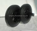 Wheelie bin wheel SR0815C