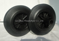 Wheelie bin wheels SR0815D