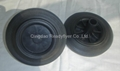 Wheelie bin wheels SR0819A