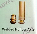Welded Hollow Axles