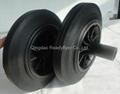 Wheelie bin wheel SR0819D