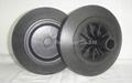 Wheelie bin wheel SR0822A