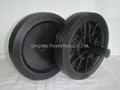 Wheelie bin wheel SR1015A
