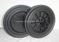 Wheelie bin wheel SR1215A 1