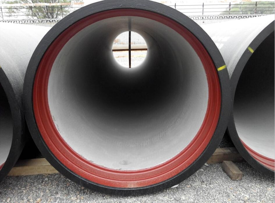 Dn ductile iron pipes  guanghua cast